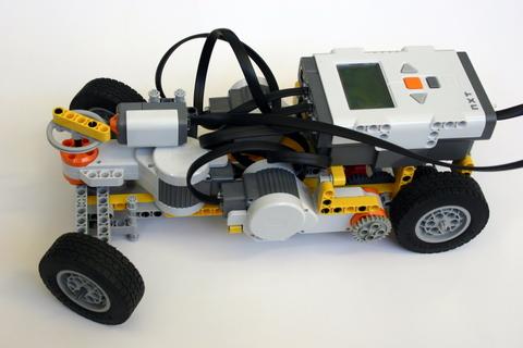Lego Nxt Motor Dämmplatten Lärmschutz